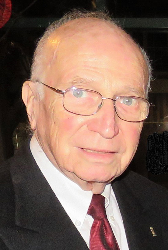 Berish Strauch, M.D.